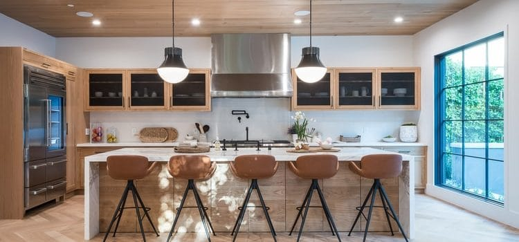 Designing an environment-friendly kitchen